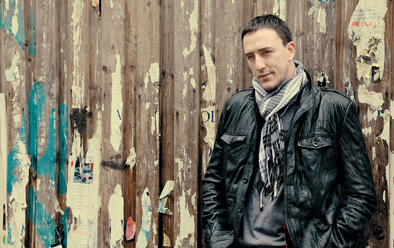 Sergej Cetkovic will represent Montenegro at Eurovision 2014. Photograph couurtesy of www.novosti.rs