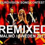 Sweden Euromix 2013 - Photograph courtesy of Eurovisionaer