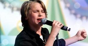 Swedish Junior Eurovision Song Contest Elias Elffors Elfstrom Representative   Photograph courtesy of Stina Ericsson / Swedish Radio