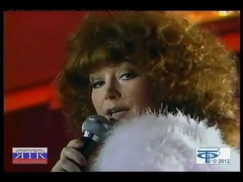 Russian Superstar and 1997 Eurovision Contestant Alla Pugacheva. Photograph courtesy of songbird.me