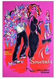 "Belgian director Bavo Defurne's ""Souvenirs"" - A Eurovision Film. Photograph courtesy of Facebook"
