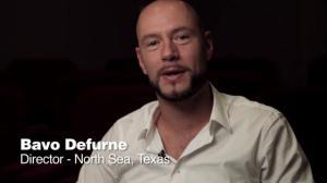 Belgian director Bavo Defurne. Photograph courtesy of vimeo