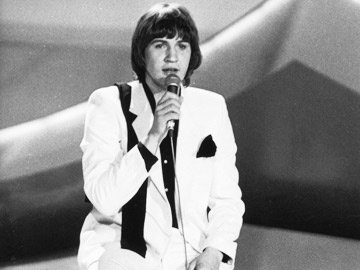 Eurovision Legend Johnny Logan. Photograph courtesy of RTE.ie