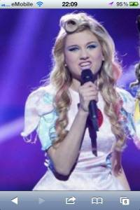 Nevena Bozovoic - Of Moje 3 - releases her solo single since Eurovision. Photograph courtesy of pulseonline.rs