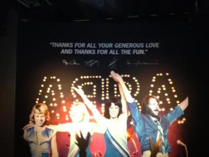 ABBA The Museum. Photograph courtesy of Greg Kemp