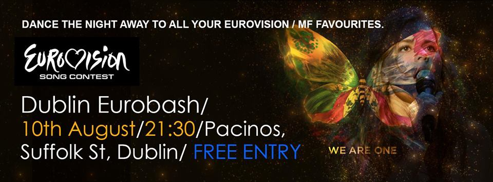 Dublin Eurobash This Saturday August 10th - And it is FREE. Photogroaph courtesy of Eurobash