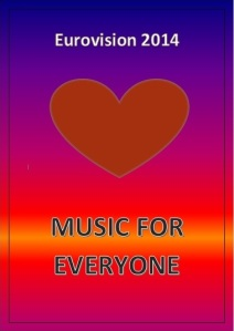 Eurovision 2014 - Music For Everyone Logo