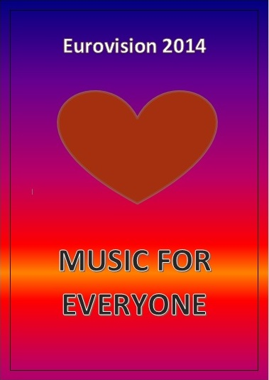 "Eurovision 2014 ""Music For EVERYONE"". Photograph Eurovision Ireland"
