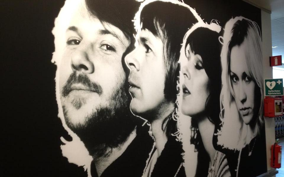 ABBA 'The 25 Undiscovered Gems'. Photograph courtesy of Greg Kemp