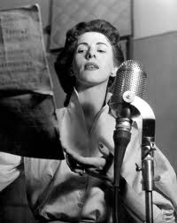 The first ever singer at Eurovision - Mis Jetty Paerl passes away. RIP. Photograph courtesy of dutchaidan.blogspot
