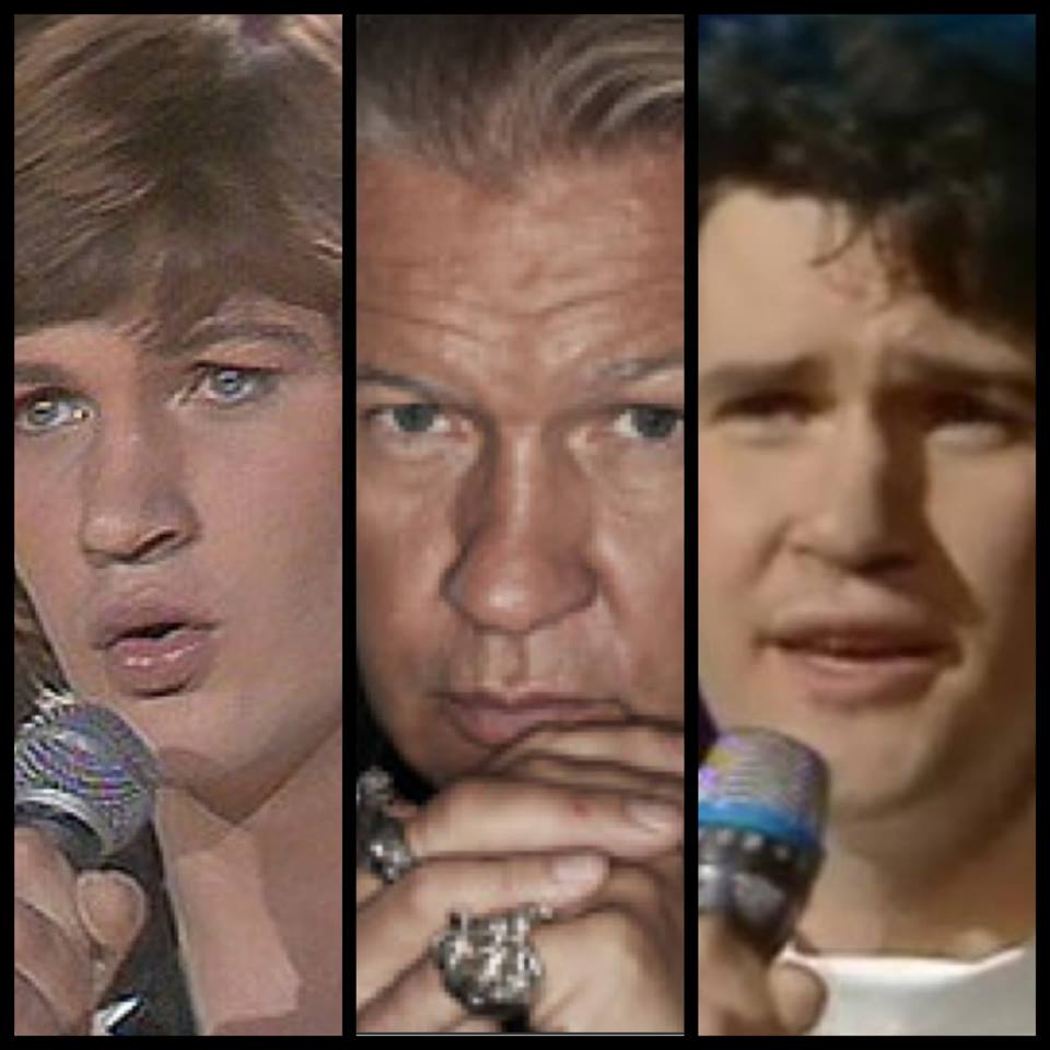 """Johnny Logan scores a Hit with his new song """"Prayin"""". Photograph Eurovision Ireland"""