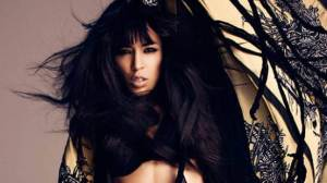 Is Loreen going to Afghanistan? Photograph courtesy of Scandipop