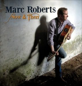 "Marc Roberts - Irish Eurovision Runner Up 1997 releases his new album ""Now & Then"". Photograph courtesy of Facebook"