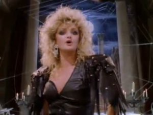 """Bonnie Tyler receives """"Gold Badge Award"""" from  BASCA. Photograph courtesy of YouTube"""