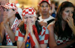 Croatia Withdraws from Eurovision 2014. Photograph courtesy of (AP Photo/Filip Horvat)