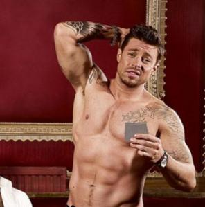 Duncan James Files for Bankruptcy. Photograph courtesy of Now Magazine