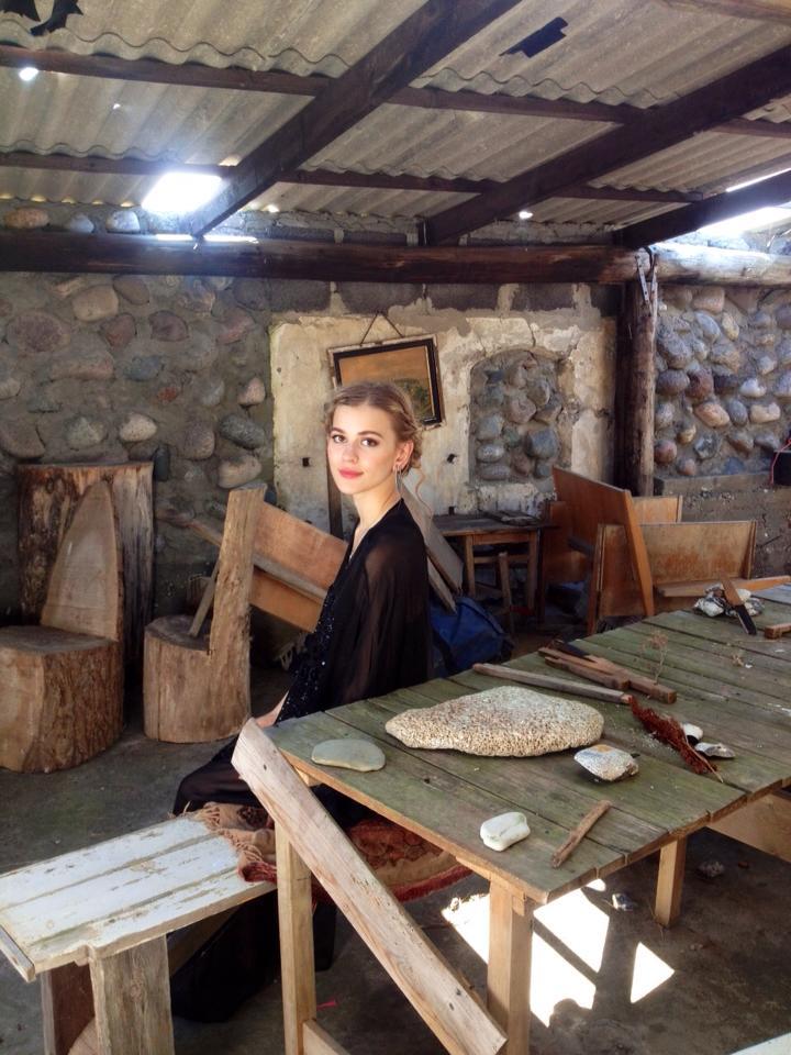 Emmelie de Forest - Hunter and Prey. Photograph Courtesy of Facebook