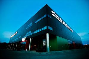 Fyn Arena in Odense. Photograph courtesy of www.billetnet.dk