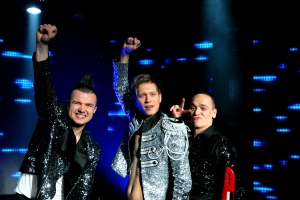 Who will follow in the steps of Groupa Per as Latvian Eurovision Representatives in 2014? Photograph courtesy of LTV