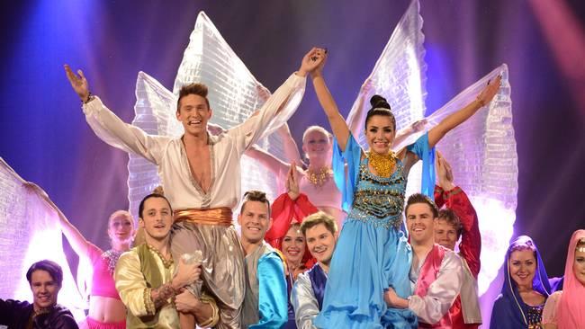 Indie Club - Melodifestivalen 2013. Photograph courtesy of Eurowiz.org