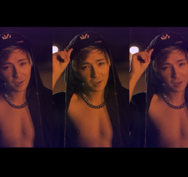 "Milan Stankovic - ""Od mene se odvikavaj"". Photograph courtesy of YouTube"