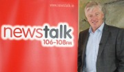 Eurovision Ireland were on the Pat Kenny Radio show Newstalk 106-108FM. Photograph courtesy of thepotato.ie