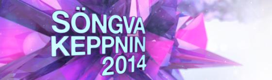 Söngvakeppninni 2014 Grand Final Rolling Blog. Photograph courtesy of RUV