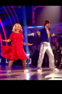 Deborah Meaden and Robin Windsor. Picture courtesy of BBC YouTube