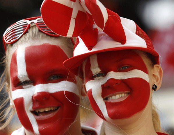 Denmark Update 2014. Photograph courtesy of Demianchuk/Reuters