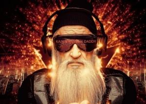 DJ Kazimir - A Eurovision prospect for Belarus? Photograph courtesy of DJ Kazimir.com