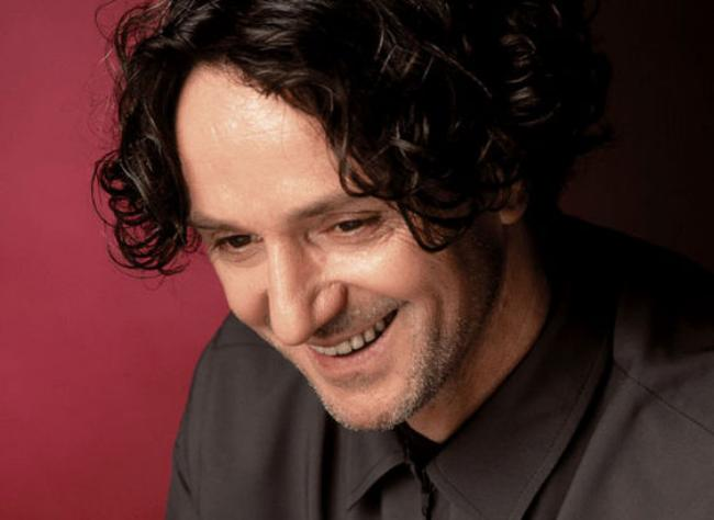 Goran Bregovic. Photograph courtesy of Wikipedia
