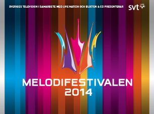 Melodifestivalen 2014. Our Jury Votes are In. Photograph courtesy of SVT
