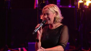 Agnetha Fältskog - Children in Need Pic. Photograph Courtesy of BBC