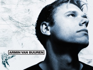 DJ Armin Van Buuren. Photograph courtesy of Wikipedia