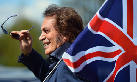Englebert Humperdinck Duets Photograph: Christopher Furlong