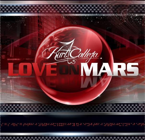 Kurt Calleja - Love On Mars. Photograph courtesy of Kurt Calleja Facebook