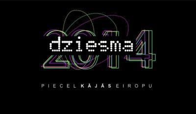 """Dziesma"" -Latvian Eurovision Selection 2014. Photograph courtesy of LTV"
