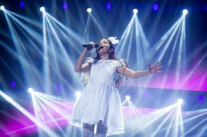 Malta - JESC WInner 2013. Photo EBU/NTU