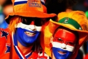 Netherlands Eurovision 2015 Photo face-painting-fun
