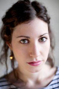 Nour El Refai. Melodifestivalen Presenter for 2014.Photograph courtesy of Wikipedia