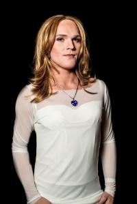 Ott Lepland as Eurovision Winner Celine Dion. Photograph Courtesy of Pressimaterjalid/TV3