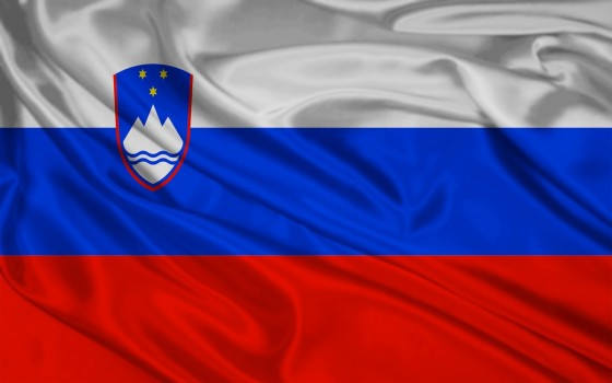 Slovenia at Junior Eurovision 2014. Photograph inkybeer.com