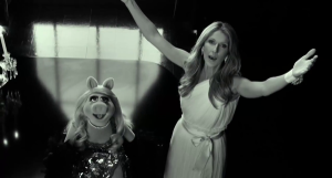 Celine Dion - Muppets Most Wanted. Photo : muppet.wikia