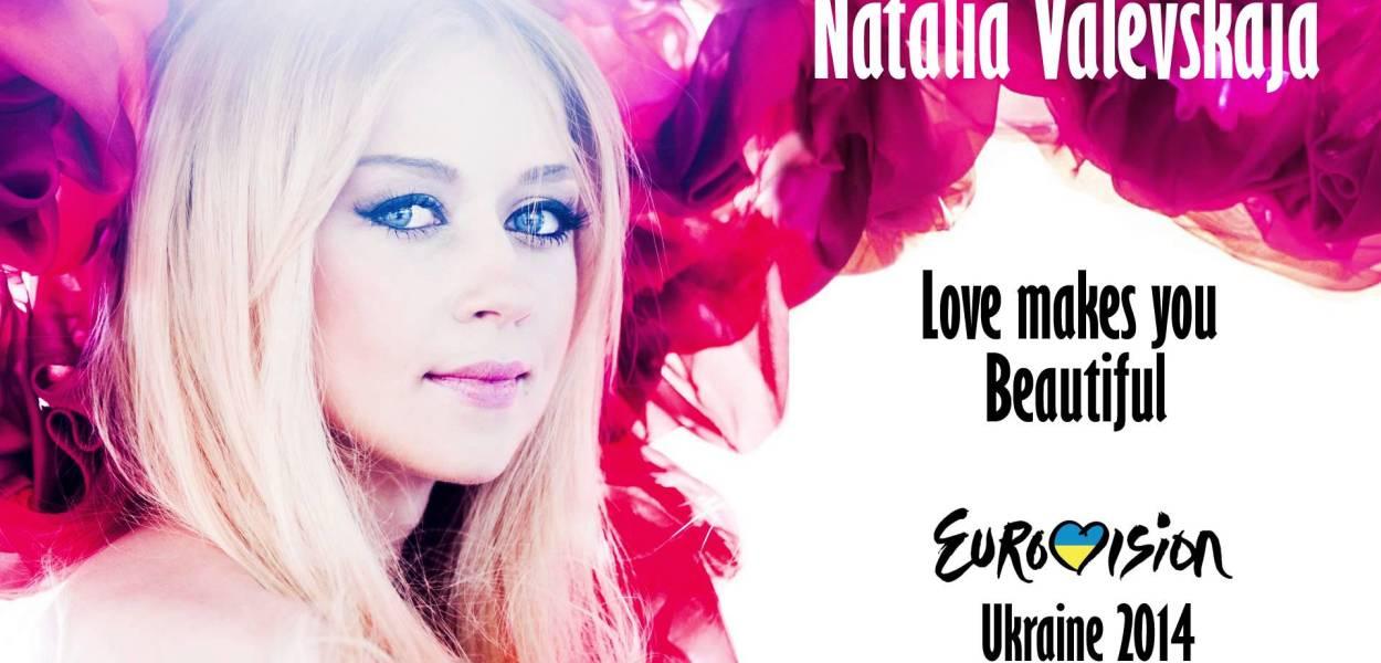 Natalia Valevskaya - Love Makes You Beautiful. Photo : YouTube