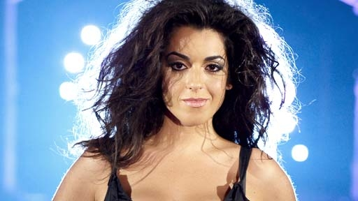 Ruth Lorenzo Eurovision 2014. Photo X-Factor