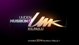 Uuden Musiikin Kilpailu 2014 Finland. Photo : YLE