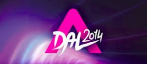 A-Dal 2014 - Heat 1 Live Rolling Blog. Photograph courtesy of i-Tunes and MTVA