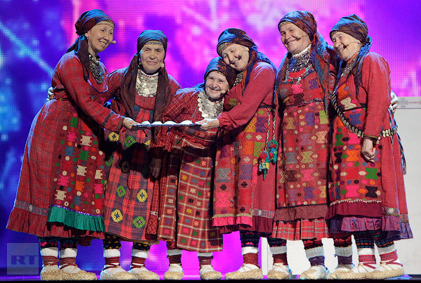 Buranovskiye Babushk. Photo : RT.com