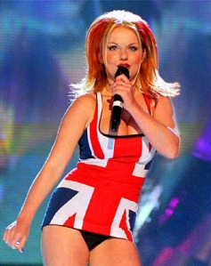 Geri Halliwell for Eurovision 2014? Photo : maggiesemple.com