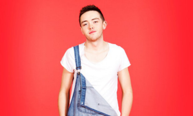 Keith Hanley - Betting Odds Favourite to Represent Ireland at Eurovision 2014. Photo : Entertainment.ie